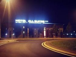 Hôtel All Suites Besancon Besançon