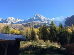 Chalets et Hôtel de Charme La Crèmerie du Glacier Chamonix-Mont-Blanc