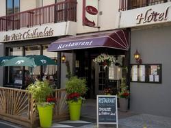Hôtel Le Marais Restaurant Au Petit Challandais Challans