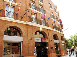 Hotel Hotel Mercure Toulouse Wilson TOULOUSE