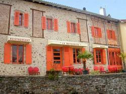 Hotel Hôtel-Restaurant La Météorite Rochechouart