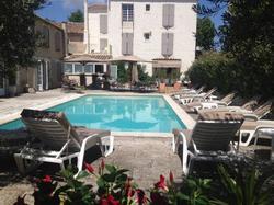 Hotel Logis Les Magnanarelles Maussane-les-Alpilles