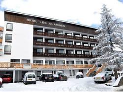 Hotel Les Clarines Les-Deux-Alpes