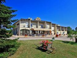Hotel Hotel Restaurant Le Tropicana Douville