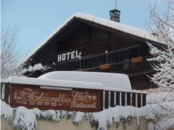 Hotel Chalet Hôtel Les Soldanelles Saint-Gervais-les-Bains