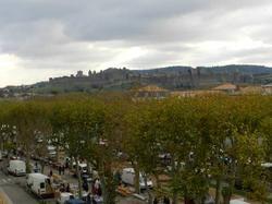 Les Balcons De La Cité - Le Saint Michel Carcassonne