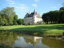 Château de la Chabroulie Isle