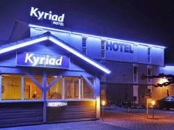 Htel Restaurant Kyriad Montauban Montauban