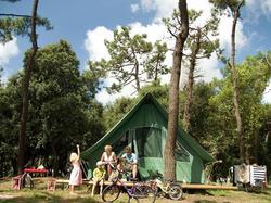 Camping  Indigo La Vendette Noirmoutier-en-l\'Ile