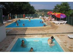 Camping Domaine Le Castagn� Auch