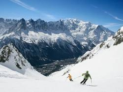 Quartz-Montblanc Chamonix-Mont-Blanc