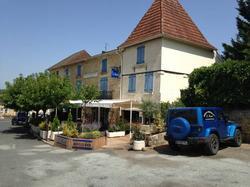 Hotel Hôtel Restaurant La Bastide Villefranche-du-Périgord