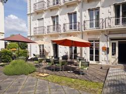 Photo of the residence Les Thermes - Cerise Hotels & Résidences at Luxeuil-les-Bains