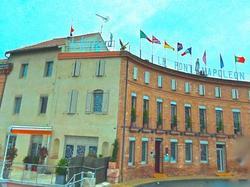 Hôtel Restaurant Le Pont Napoléon Moissac