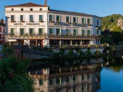 Hotel Restaurant Charbonnel  Brantôme
