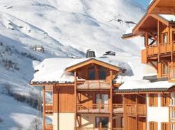 Le Chalet du Mont Vallon Spa Resort Les Menuires