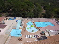 Camping Lou Cantaire  Fayence