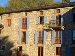 Hotel Gîte et table d'hôtes des Cariolettes Font-Romeu-Odeillo-Via