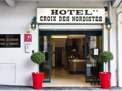 Hotel Croix des Nordistes Lourdes