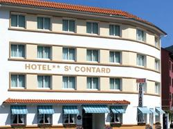 Hotel Saint Contard Lourdes