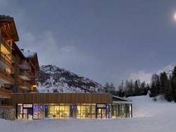 Photo de la résidence Residence CGH Les Chalets de Flambeau à Lanslebourg-Mont-Cenis