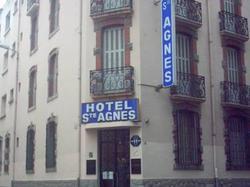 Hotel Sainte Agnès Lourdes