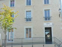 Hôtel Le Saint Aubin Chevillé
