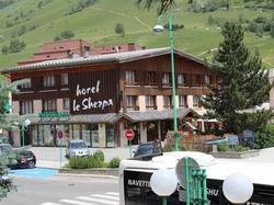 Hôtel le Sherpa  Les-Deux-Alpes