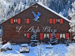 Chambres dhôtes Chalet lAigle Bleu Pra-Loup