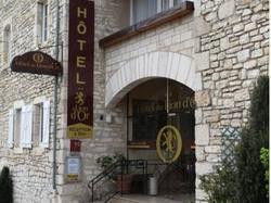 Hotel Du Lion Dor Rocamadour