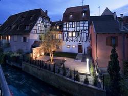 Hotel Le Colombier Suites Colmar