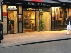 Hotel Bellan : Hotel Paris 2