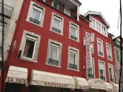 Hotel de la Paix Bagnères-de-Bigorre