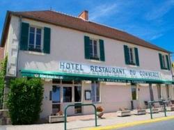 Hotel Hotel du Commerce Tronget
