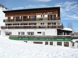 Hotel Le Cret Les-Deux-Alpes