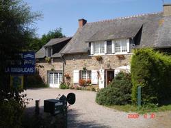 La Rimbaudais Saint-Méloir-des-Ondes