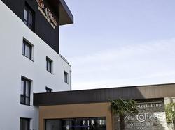 Best Western Plus Le Colisée Hotel & Spa Saint-Herblain