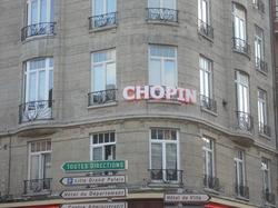 Hotel Chopin Lille