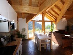 Photo de la résidence Chalet des Domaines de la Vanoise à Peisey-Nancroix