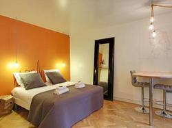 Short Stay Studio Richelieu Paris
