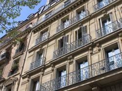 Hotel Courcelles-Parc : Hotel Paris 17