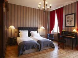 Hotel Château Lavergne Dulong Montussan