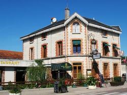 Hotel Hôtel Restaurant de l'Abbaye Ville-sous-la-Ferté