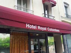 Hôtel Royal Colombes Colombes