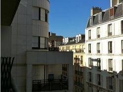 Rue d'Arsonval Apartment : Hotel Paris 15