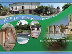 Hotel Domaine Capiet Courpiac