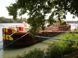 Picture of the campsite Péniche QI at Avignon