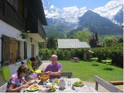 Chambre dHôtes La Tanière de Groumff Chamonix-Mont-Blanc