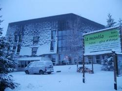 Hotel Le Montlo Mas-d'Orcières