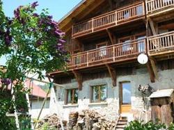 Chambre dHôtes de Plampraz Samoëns